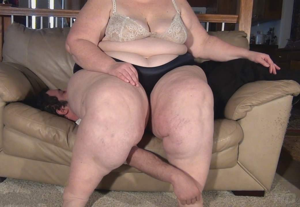 facesitting bbw kim